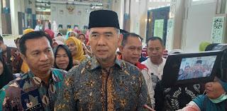 Walikota Jambi Berikan Arahan Kepada 245 Kepsek SD, SMP, TK/Paud Se-Kota Jambi.