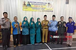 muspika Sukabumi, kades dan BPD Parungseah
