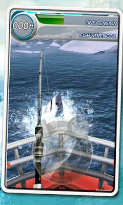 Real Fishing 3D Free v 1.1 Mod Apk (Unlimited Money)