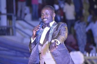 Apostle Johnson Suleman Sacks Pastor Over MMM