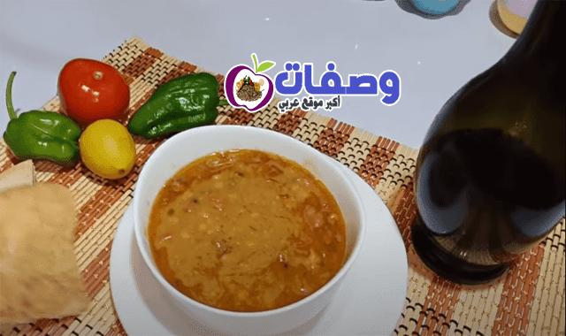 تدميس الفول البيتي فاطمه ابو حاتي