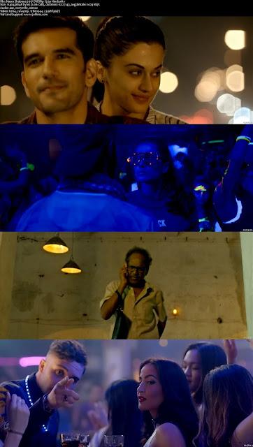 Naam Shabana 2017 DVDRip 720p Hindi 800MB