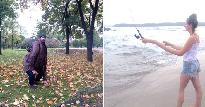 18 Panoramic Photo Fails That Turned Out To Be Masterpieces