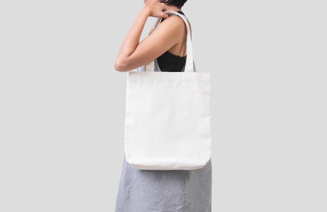 neutrale draagtassen, assortiment, plastiek, flexiloop, GV Center Verpakkingen