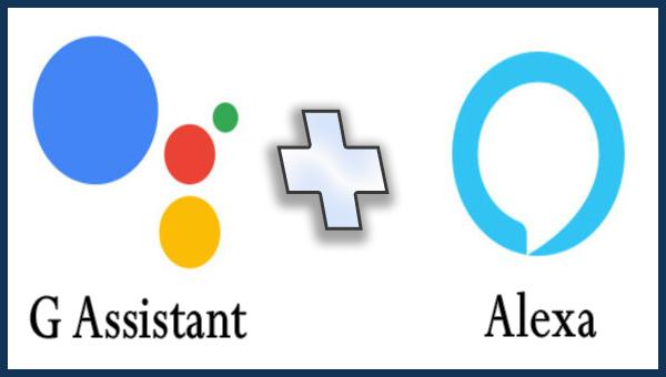 كيفية استخدام Alexa و Google Assistant في نفس الوقت على هاتف Android