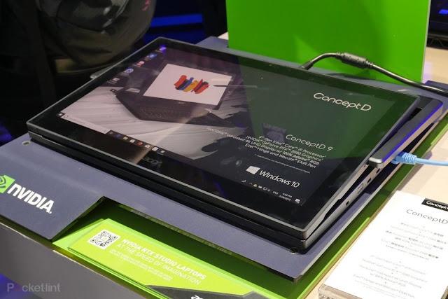एसर कॉन्सेप्टडी 9 निर्माता नोटबुक प्रारंभिक समीक्षा: यदि महंगा है, तो लचीला और शक्तिशाली