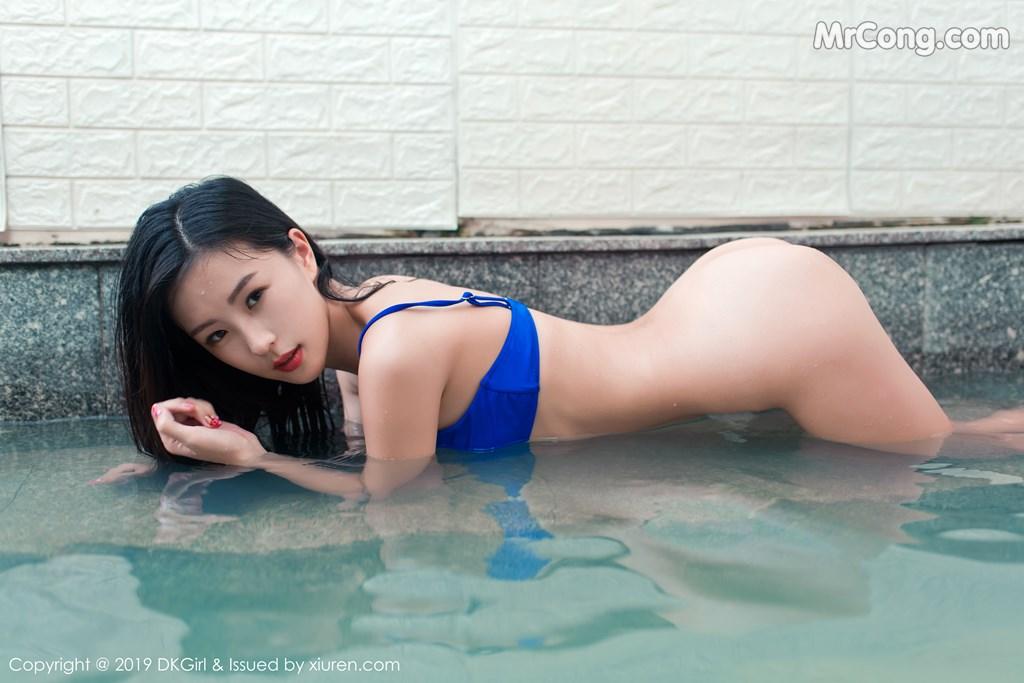 Image DKGirl-Vol.119-Alice-MrCong.com-027 in post DKGirl Vol.119: 小子怡Alice (38 ảnh)