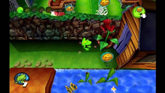تحميل لعبة الضفدعة 2 | Frogger 2 كاملة