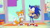 Sonic participa do OK K.O.! no Cartoon Network
