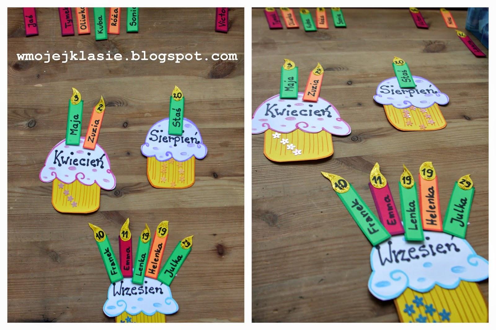 Dekoracja Urodzinowa W Przedszkolu