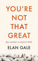 Book cover image of You're not that great