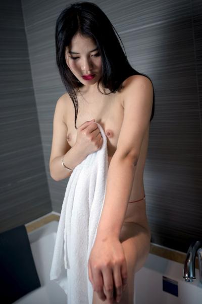 Chinese Naked Model Xiao-Mei 美模 小梅 福利圖1