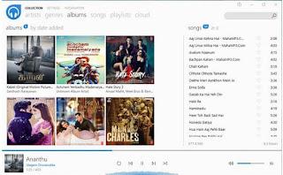 Dopamine Aplikasi Pemutar Musik Bergaya Zune Untuk Perangkat Windows