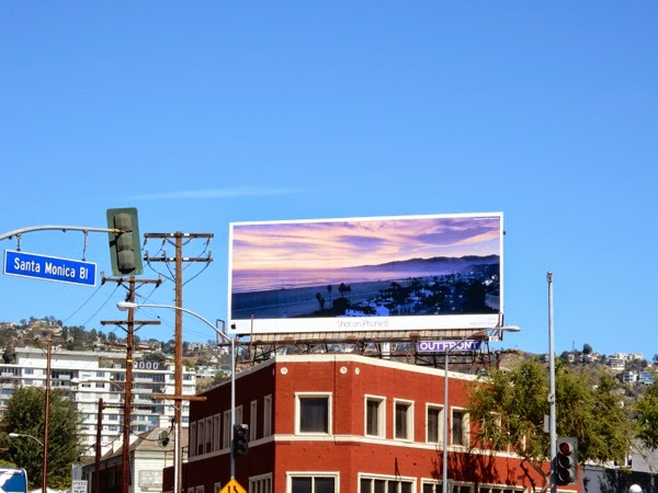 Shot on iPhone 6 Chris C billboard