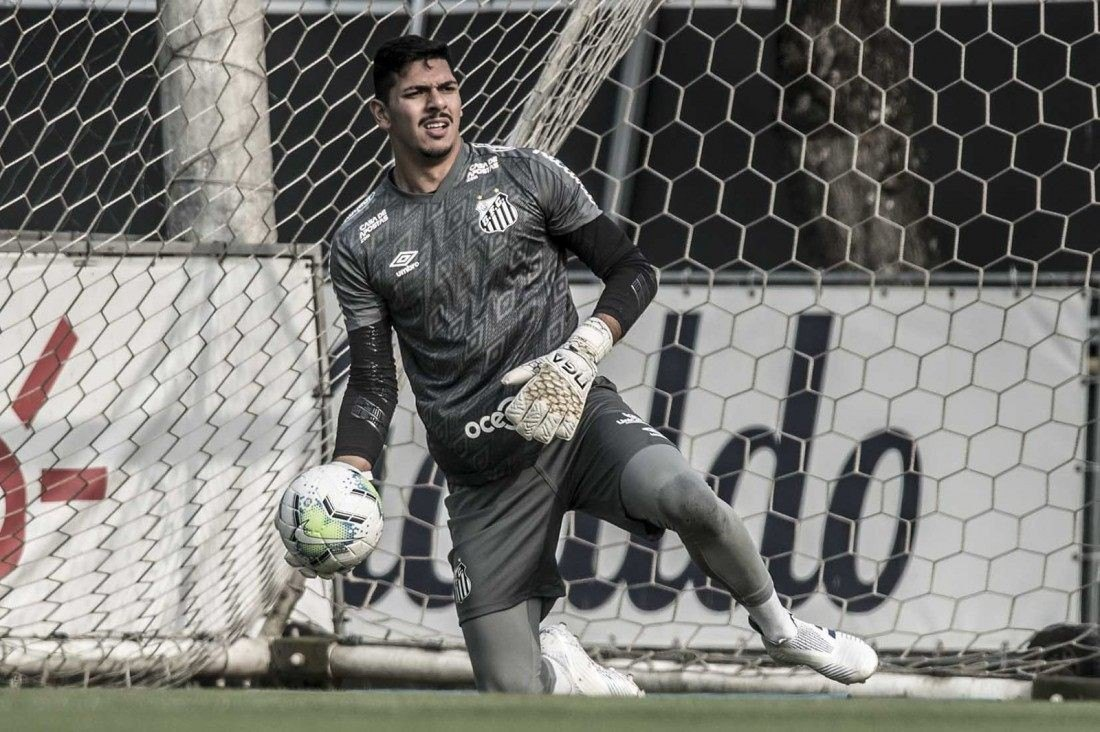 Goleiro do Santos