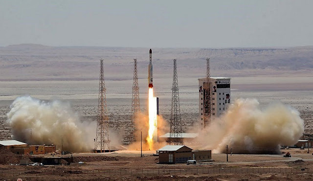 Iran Advances In Space Technology