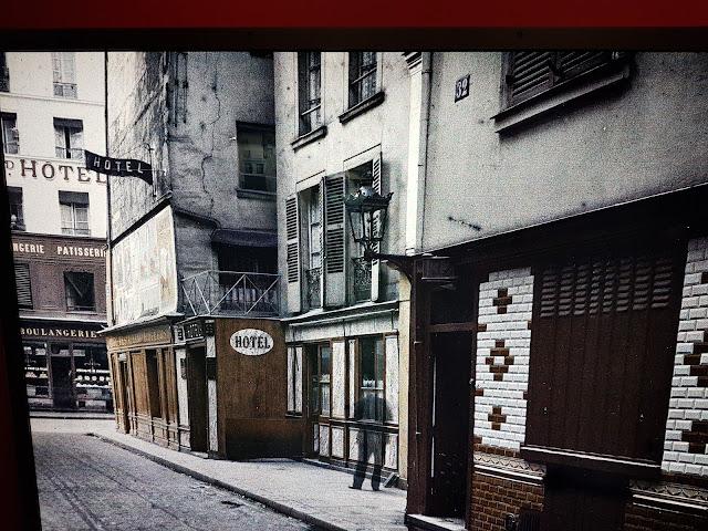 Maison close Aux Belles Poules 32 rue Blondel