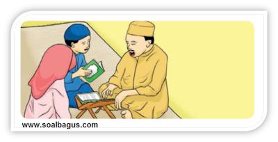 Download File Soal UTS PAI dan Budi Pekerti Kelas 2 Semester 1 dan Kunci Jawaban Kurikulum 2013 th. 2019 - 2020