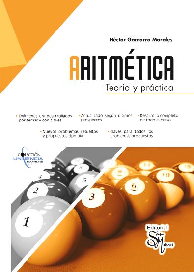 Aritmética: Teoría y práctica – Héctor Gamarra Morales [2016]