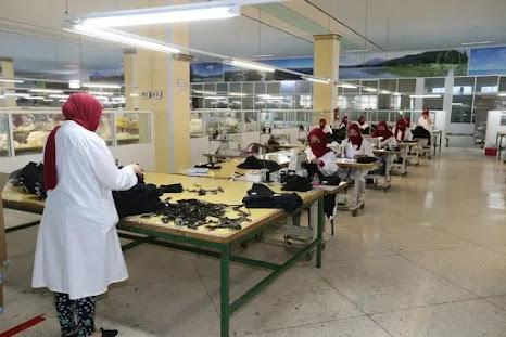 أخلار المغرب: مقاولات النسيج تخسر 20 ٪ من قدرات التصدير