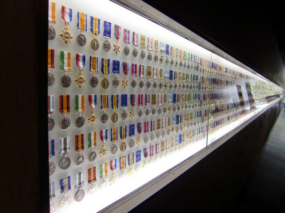 [澳洲工作假期系列] 墨爾本 戰爭紀念館 Shrine of Remembrance 7