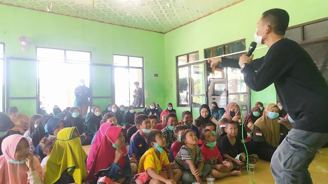 Peduli Banjir, Ini Yang Dilakukan Komunitas Literasi Bekasi