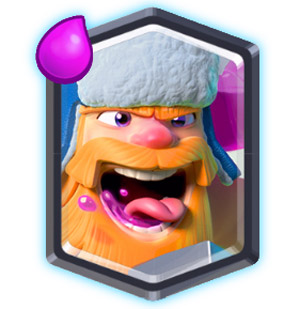 Lumberjack Card: Legendary Card terbaru Clash Royale