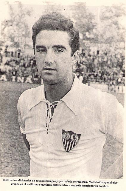 Marcelo Campanal, Sevilla