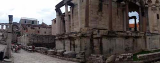 Diocletians Palace Split Dalmatian Coast Croatia
