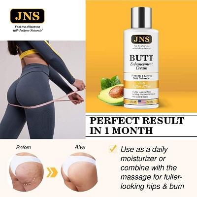 Joellyne Naturals Butt Enhancement Cream