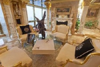 Inside President-Elect Trump's Inner Golden Rooms