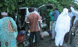 oou lecturer died car accident