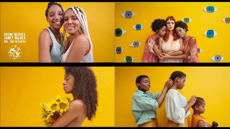 Janet Valdés - ¨Drume Negrita¨ - Videoclip - Directora: May Reguera. Portal Del Vídeo Clip Cubano