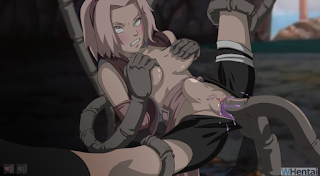Sakura raped by Sasori - free sex games apk