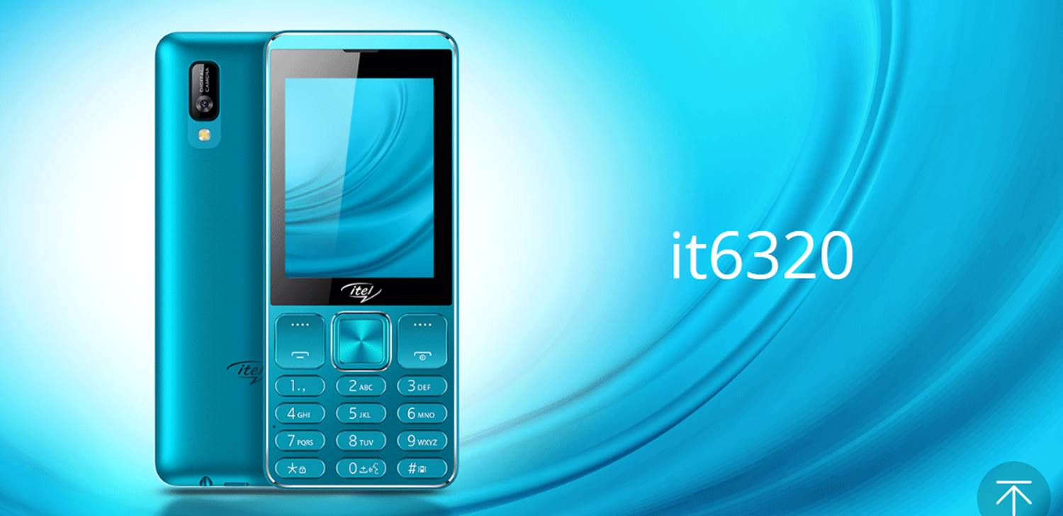 Itel it6320 price specs review where to buy