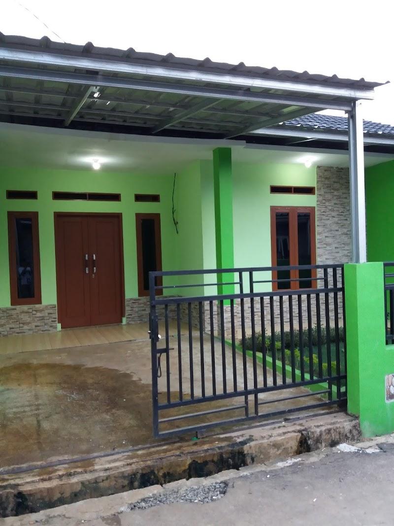 rumah dikampung citayam