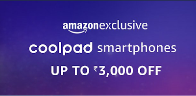 Rs 3000 FLat off on Mobile