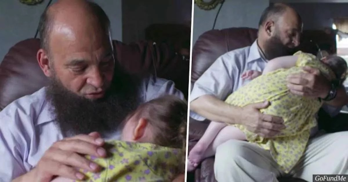 A Libyan Father Has Adopted 80 Terminally Ill Children In The 40 years Since Immigrating To The United States