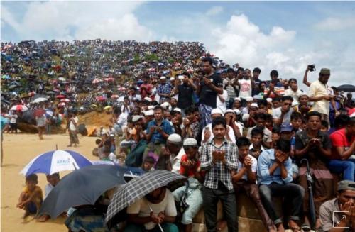 Muslim Rohingya Sambut Gembira Penangkapan Suu Kyi: Dia Penyebab Penderitaan Kami