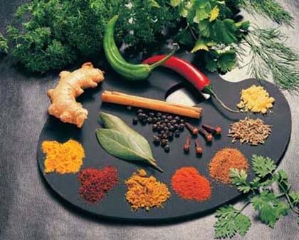 10 أعشاب للتنحيف (التخسيس) وإنقاص الوزن بدون ريجيم