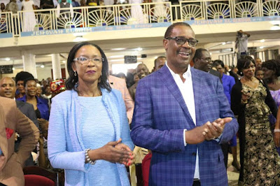 Kidero in a church. PHOTO | FILE