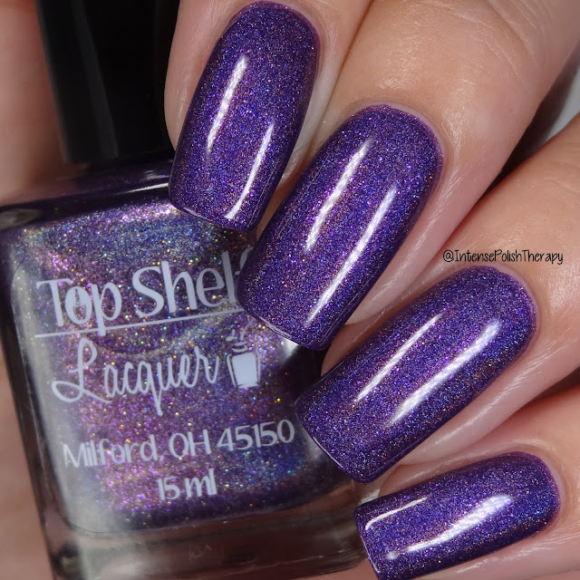 Top Shelf Lacquer A Boozed Ego