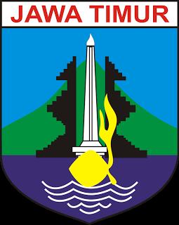 Arti Logo Pramuka Kwartir Daerah Jawa Timur