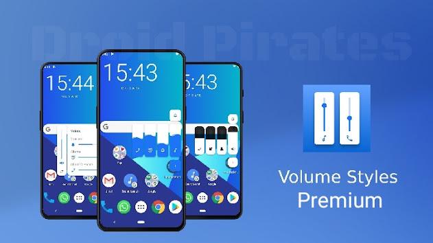 Download Volume Styles  Premium  v4.1.4 apk, Volume Styles xda premium mod apk