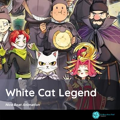 Legend of Tang Similar Anime White Cat Legend