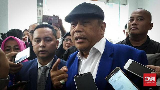 Eggi Sudjana Tagih Fatwa Soal Pemimpin Ingkar Janji ke MUI