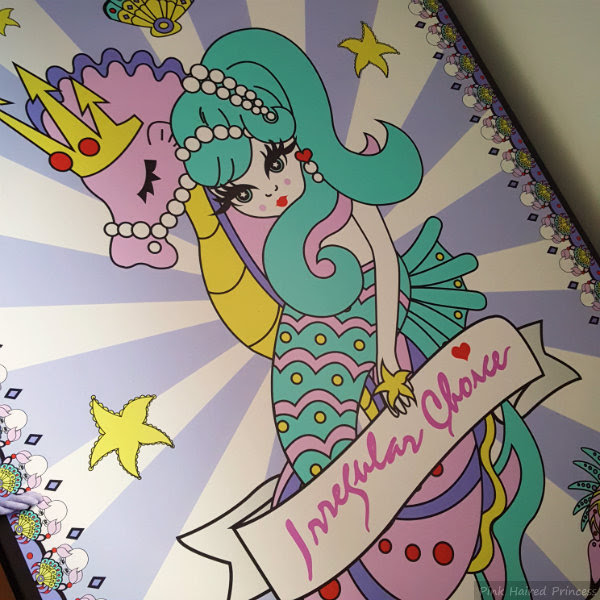irregular choice betty the mermaid