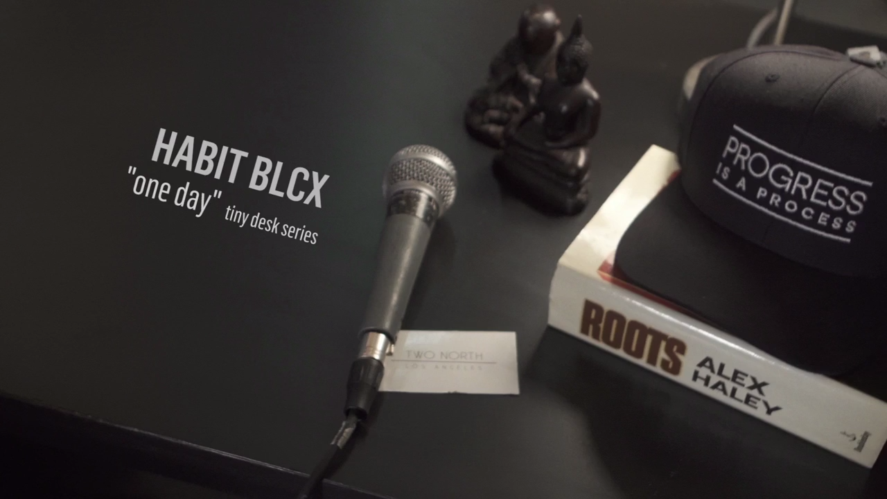 """Watch Habit Blcx's Perform """"One Day"""" for NPR Music's Tiny Desk Contest"""