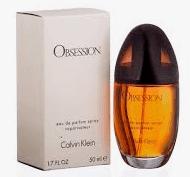 Calvin Klein: OBSESSION Eau de Perfume