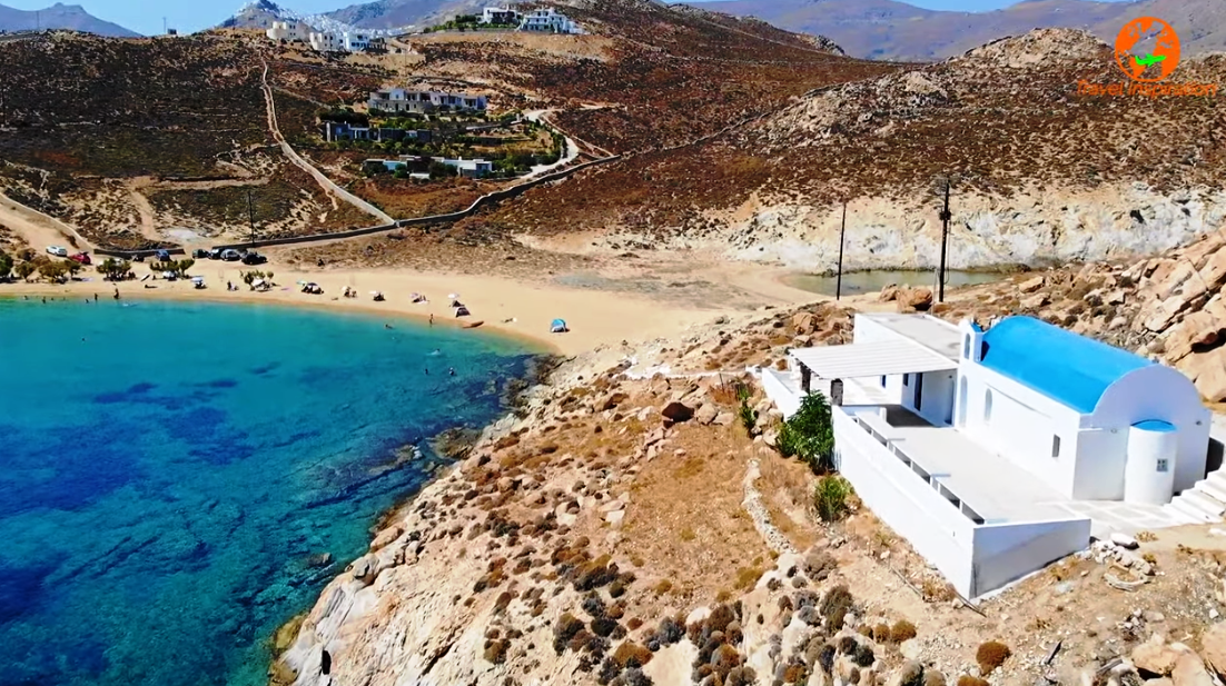 [Ελλάδα] Σέριφος:Η χρυσαφένια αμμουδιά  με το γραφικό εκκλησάκι ….στο πιο παραδοσιακό Κυκλαδονήσι!(video)